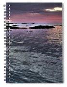 Pinkyblue Horizon 2 Spiral Notebook