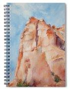 Pinnacle Spiral Notebook