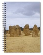 Pinnacles Australia Spiral Notebook