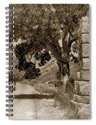 Pinnacles National Monument California Circa 1946 Spiral Notebook