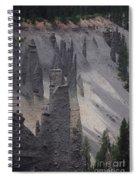 Pinnacles Valley Spiral Notebook