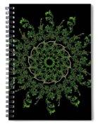 Pinwheel I Spiral Notebook