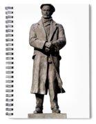 Pio Baroja Spiral Notebook