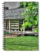 Pioneer Cabin 21 Spiral Notebook