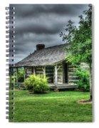 Pioneer Cabin 25 Spiral Notebook