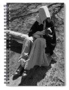 Pioneer Kid Play Spiral Notebook