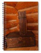 Pioneer Luggage Spiral Notebook