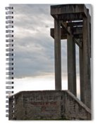Pioneer Sand And Gravel Pit Spiral Notebook