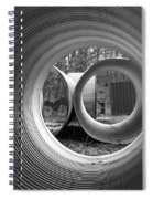 Pipe Dream Spiral Notebook