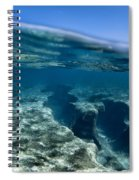 Pipe Reef. Spiral Notebook
