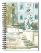Piran - Square 1st May Spiral Notebook
