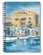 Piran - Tartini Theatre Spiral Notebook