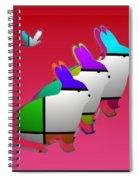 Pirata Spiral Notebook