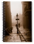 Pirate's Alley  New Orleans Spiral Notebook
