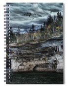 Pirates Cove Spiral Notebook