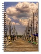 Pirate's Cove Spiral Notebook
