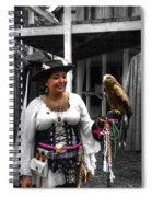 Pirates Of The Caribbean V5 Spiral Notebook