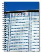 Pirelli Building Spiral Notebook