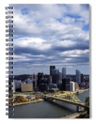 Pittsburgh After The Storm Spiral Notebook