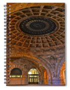 Pittsburgh Downtown Luxury Apartments Spiral Notebook