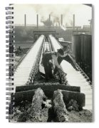 Pittsburgh Foundry Spiral Notebook