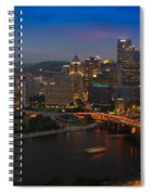 Pittsburgh Pa Spiral Notebook