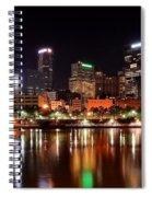 Pittsburgh Panorama Spiral Notebook