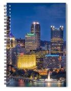 Pittsburgh Spiral Notebook