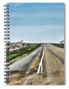 Pivot Lines Spiral Notebook