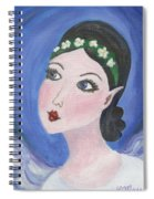 Pixie Two Spiral Notebook
