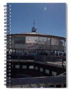 Piz Gloria Spiral Notebook