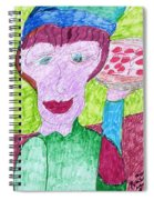 Pizza Anyone Spiral Notebook