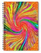 Pizzazz 43 Spiral Notebook