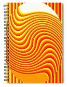 Pizzazz 45 Spiral Notebook