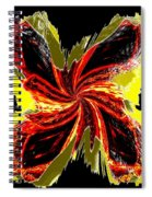 Pizzazz 48 Spiral Notebook