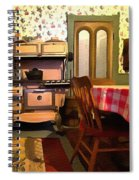 Place Of Gathering Spiral Notebook