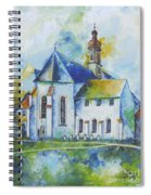 Place Of Silence Spiral Notebook