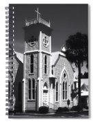 Place Of Worship Spiral Notebook