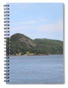 Placentia Gut  Spiral Notebook