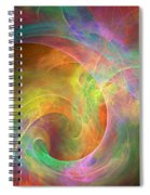Placeres-04 Spiral Notebook