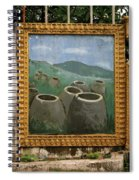 Plain Of Jars Spiral Notebook