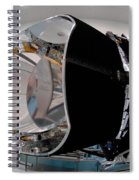 Planck Space Observatory Before Launch Spiral Notebook