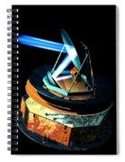 Planck Space Observatory Spiral Notebook