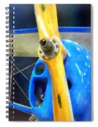 Planes - Great Lakes Sport Trainer Spiral Notebook