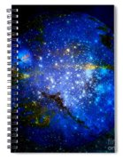 Planet Disector Home Spiral Notebook
