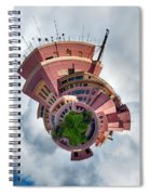 Planet Tripler Spiral Notebook