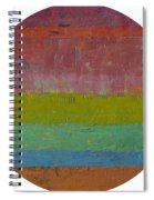 Planetary Eight Spiral Notebook