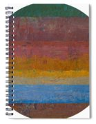 Planetary Eleven Spiral Notebook