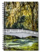Plantation Bridge Spiral Notebook