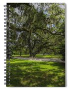 Plantation Grounds Spiral Notebook
